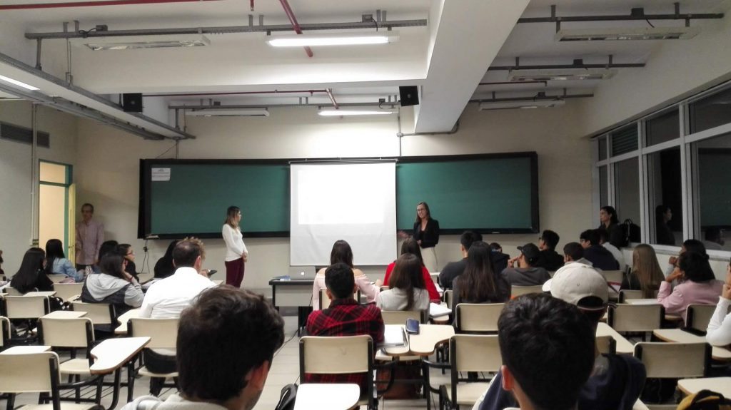 CIECBC na Universidade Paulista UNIP