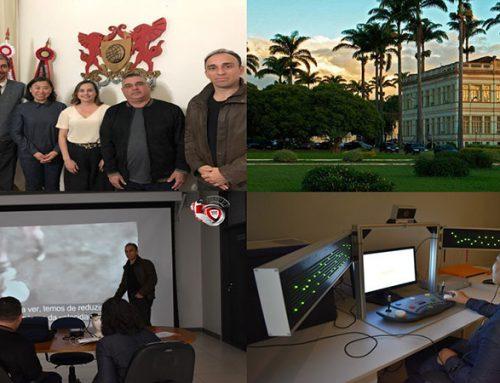 巴中经贸交流中心访问巴西著名国立大学Viçosa