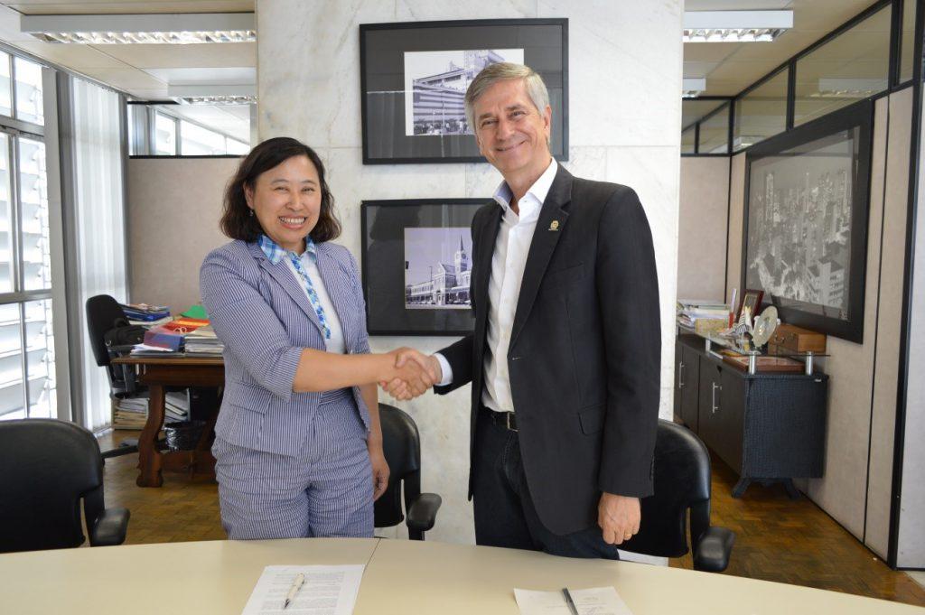 CIECBC firma parceria com a Prefeitura de Campinas
