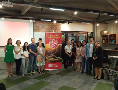 O Centro de Intercâmbio Econômico e Comercial Brasil-China visita a FECAP